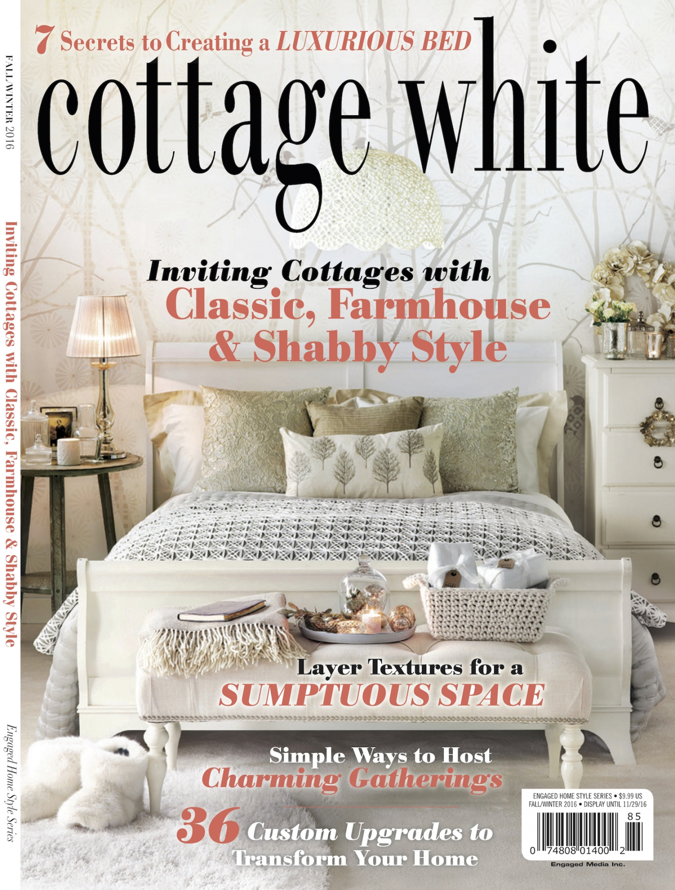 Cottage White Fall Winter 2016 Cover-min