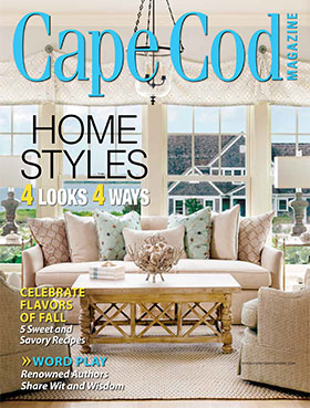 Cape Cod Magazine featuring Casabella Interiors