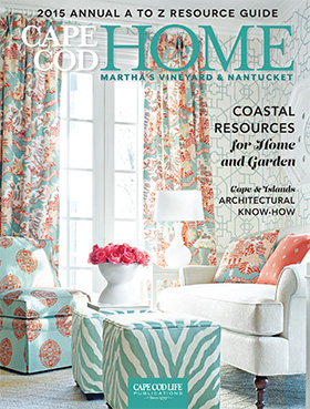 Casabella Interiors in Cape Cod Home Magazine 2015
