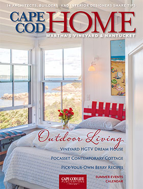 Casabella Interiors in Cape Code Home Summer 2015