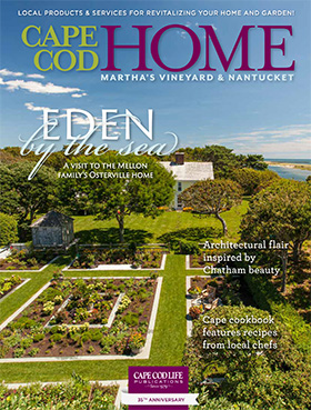 Casabella Interiors featured in Cape Cod Home Spring 2014