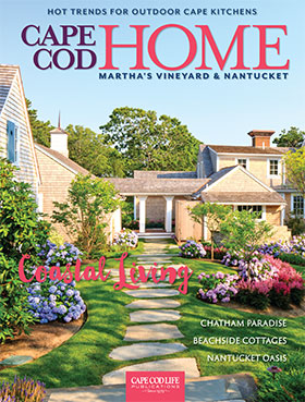 Casabella Interiors in Cape Cod Home Magazine