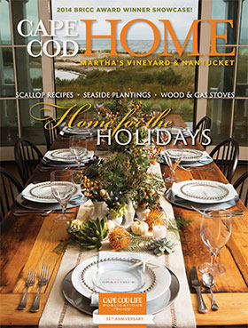 Casabella Interiors featured in Cape Cod Home