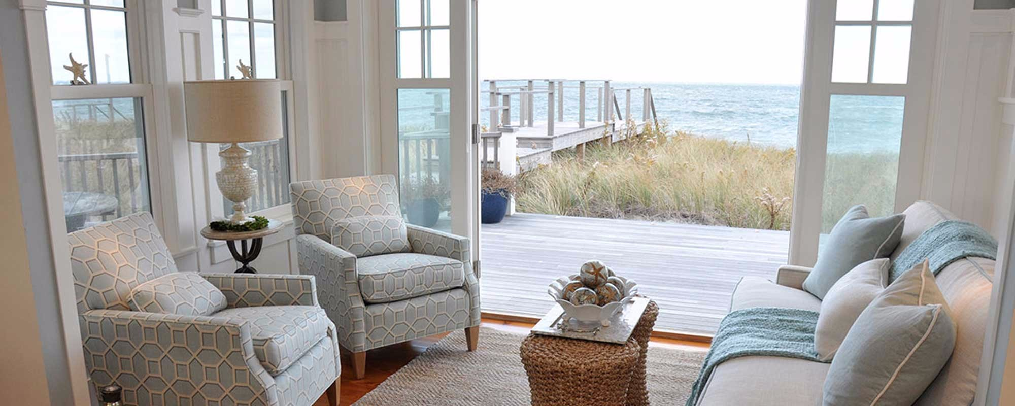 Interior design cape cod ma casabella interiors for At home interior design